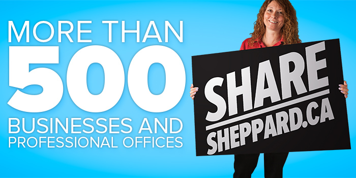 Share Sheppard Our Community Your Way Sheppard East